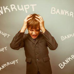 破産と倒産の違いを知っておこう!