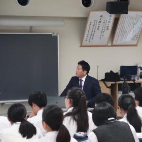 未来の起業家を生み出す!30人の高校生が学ぶ起業塾での風景〜郁文館高校が挑む現役経営者による講義〜