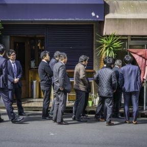 吉野家の行列から透けてみえる日本人の国民性(あすへのヒント)