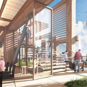 「木造タワービル」への挑戦が生み出す新しい商機(あすへのヒント)