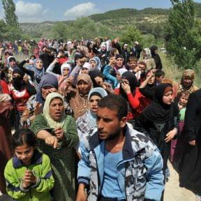 出稼ぎ難民申請急増中「在留資格とシリア難民」