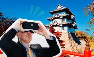 これまでにない価値を生む「VRツーリズム」 過去と未来のライブ感を演出