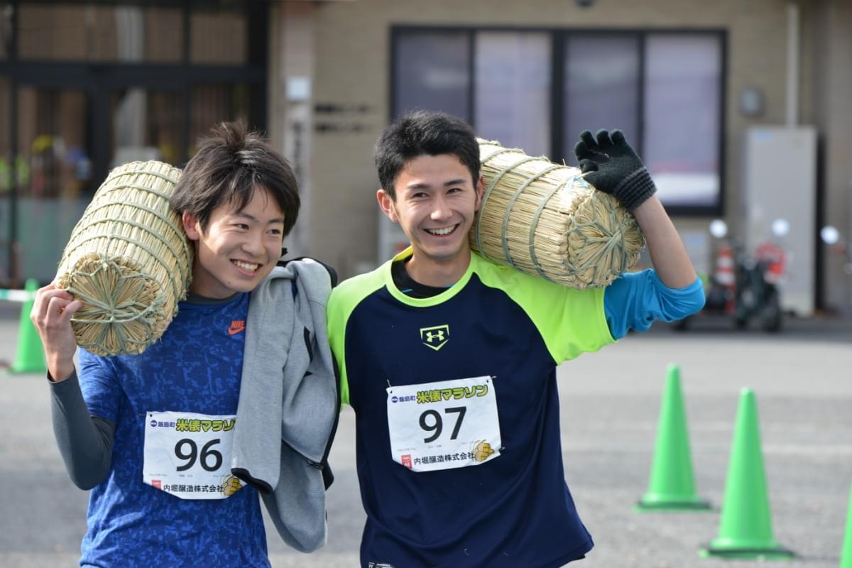 マラソン写真